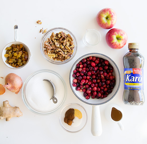 Cranberry Apple Chutney_Ingredients | Bakers Royale