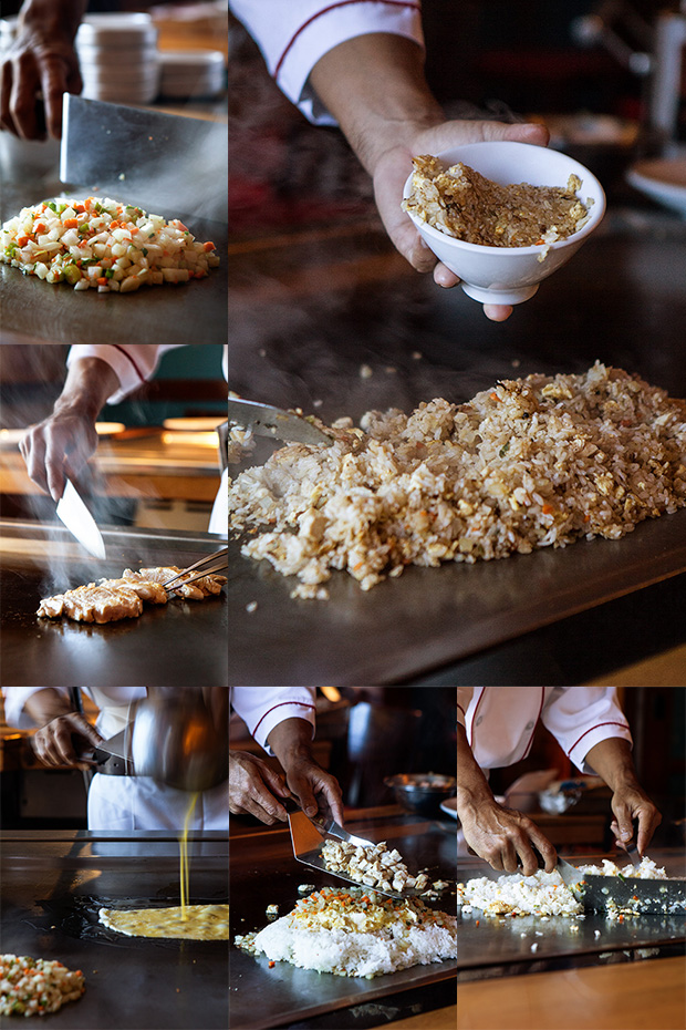 Fried Rice | Benihana
