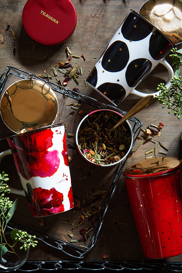 Holiday Gift Guide 2015 | Teavana ~ Gourmet Tea
