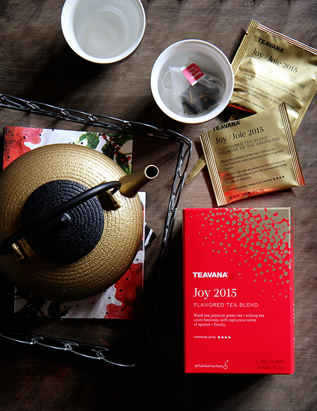 Teavana Joy 2015 | Bakers Royale