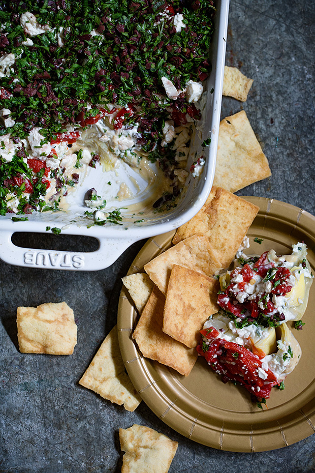 7-Layer Greek Dip | Bakers Royale