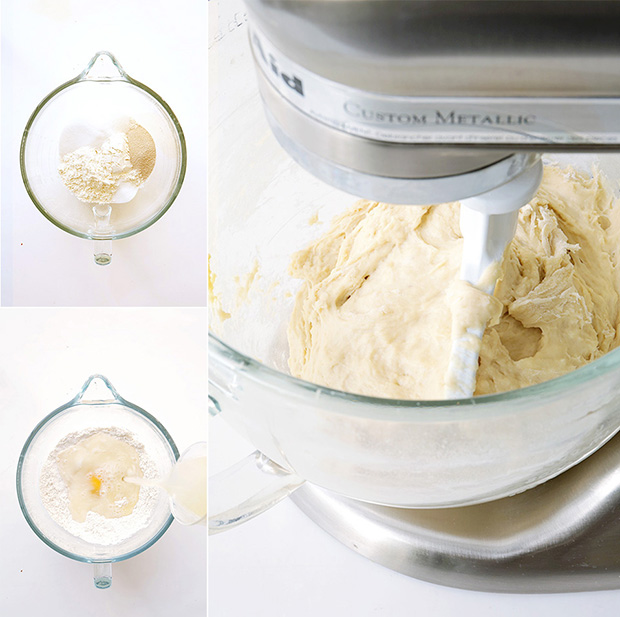Beginners Cinnamon Roll | Step 1 | Bakers Royale