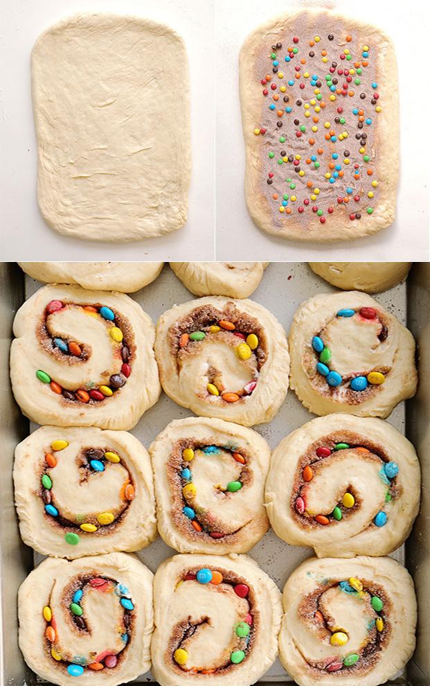 Beginners Cinnamon Roll | Step 3 | Bakers Royale copy