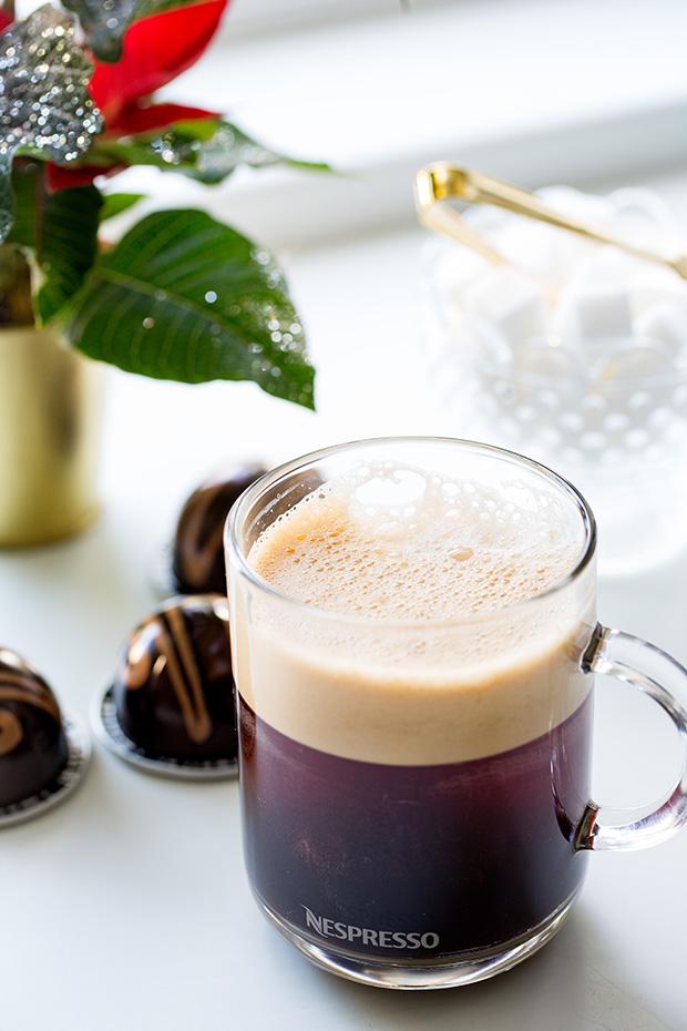 Nespresso VertuoLine via Bakers Royale