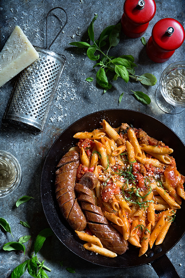 Pasta Bolognese from Bakers Royale