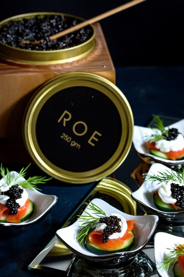 ROE Appetizers | Bakers Royale