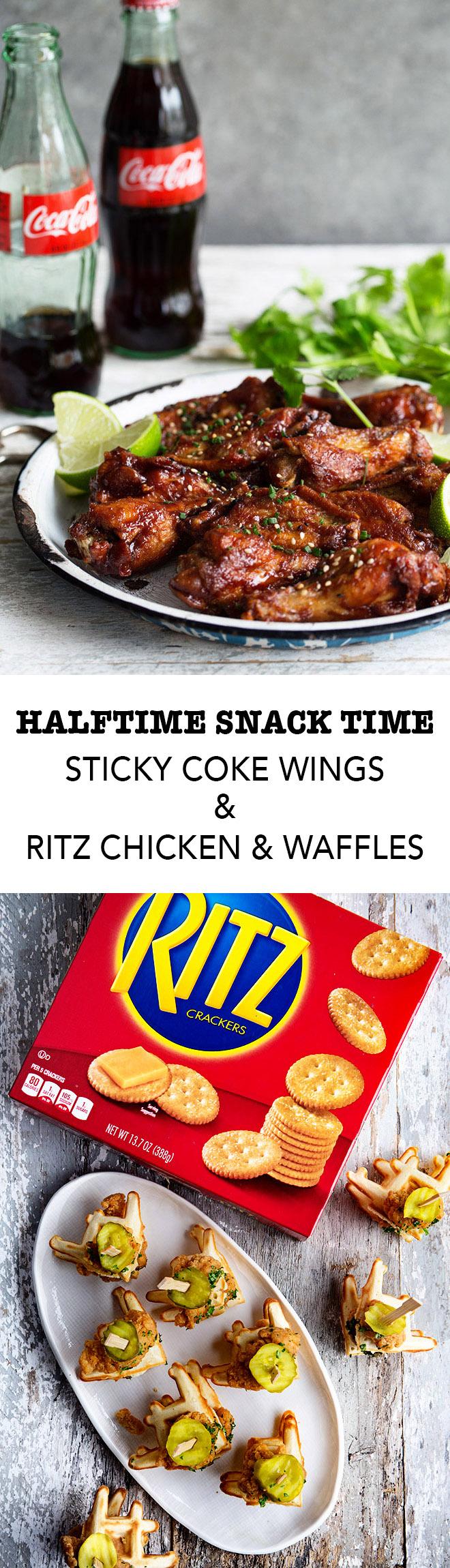 Half Time Snack Time