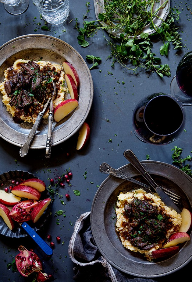 Wine Braised Short Ribs | Bakers Royale
