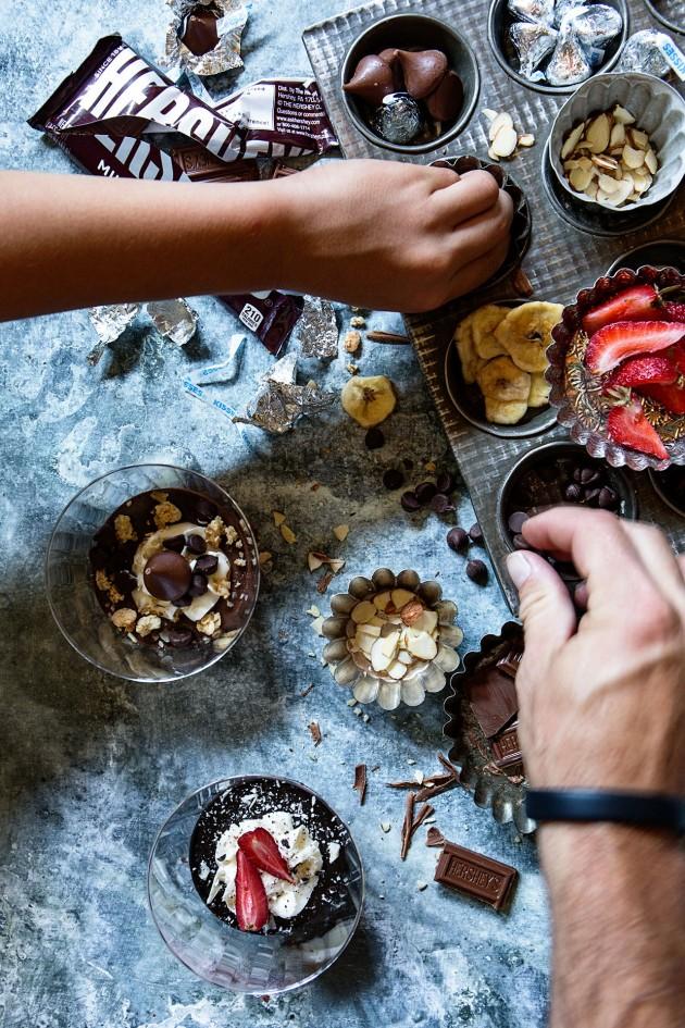 Build Your Pudding Parfait | Bakers Royale