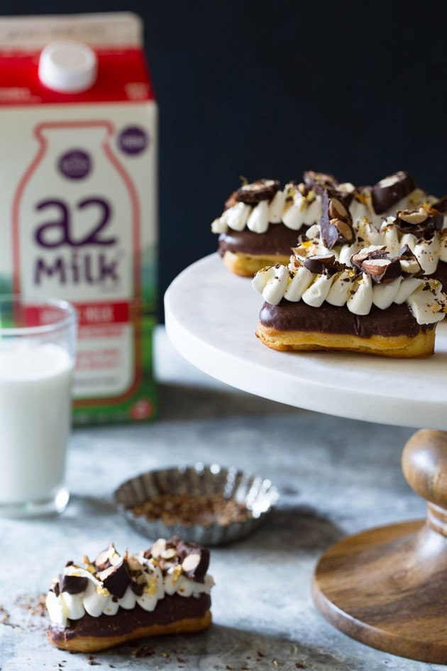 A2 Eclairs - Bakers Royale