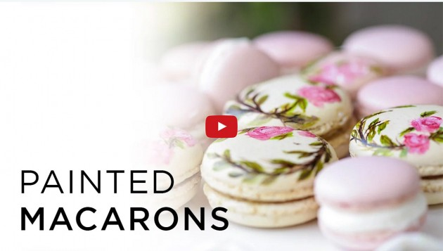 Pretty Delicious: Episode 1- How to Make Macarons {VIDEO}