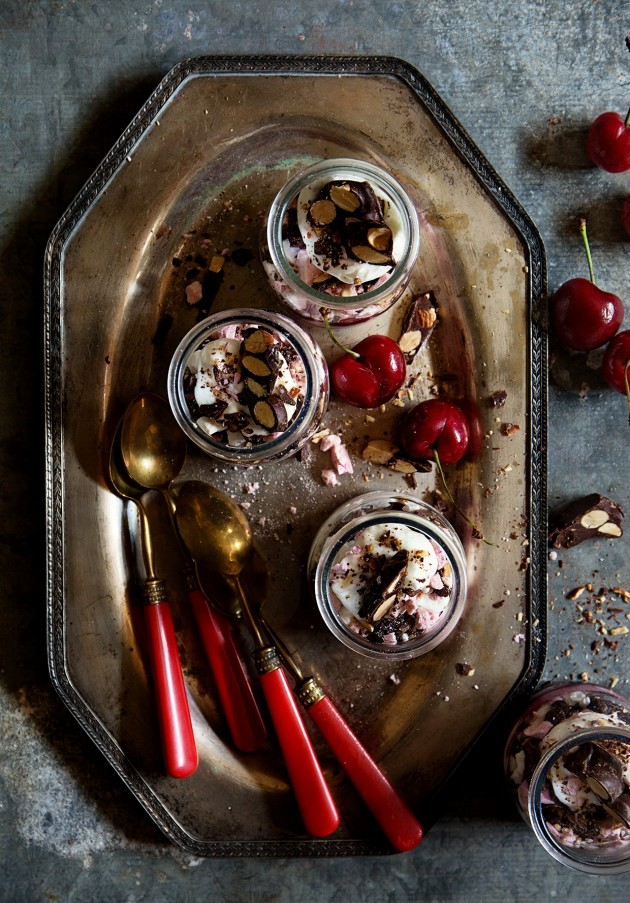 Black Forest Eton Mess || Bakers Royale