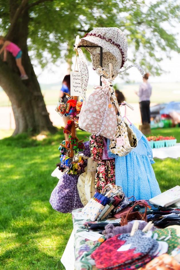Mennonite Bonnets | Bakers Royale