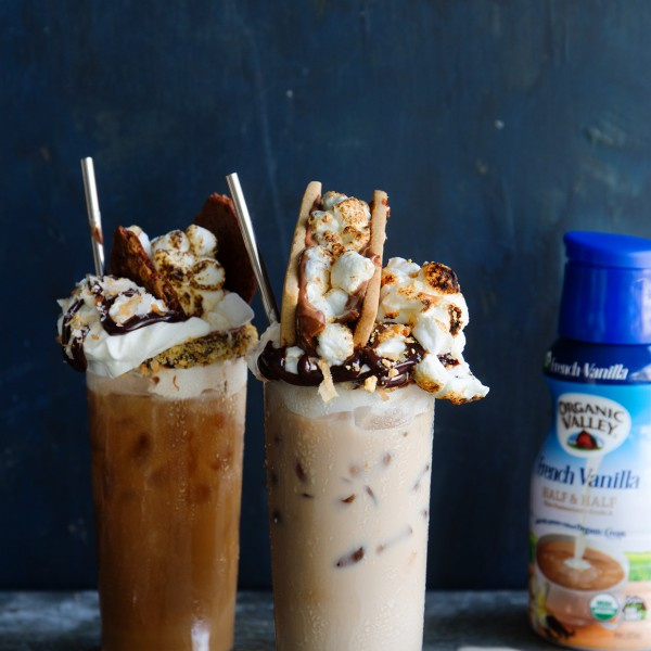 SMores Coconut Mocha via Bakers Royale 600x600