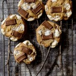 S'mores Cookies on a Stick | Bakers Royale