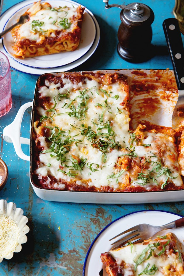 Casual Dining | Lasagna | Bakers Royale