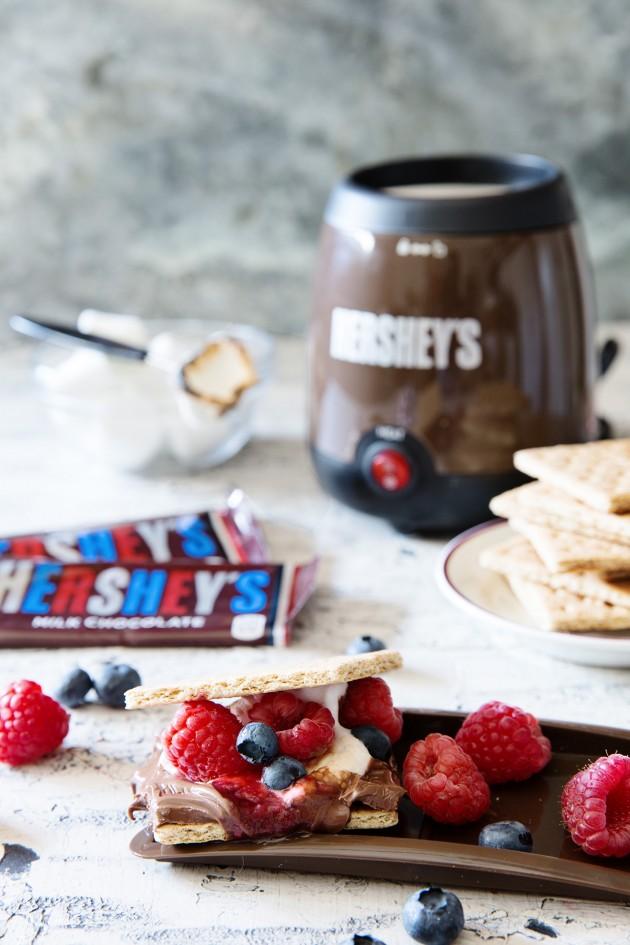 Olympic Hersheys - Bakers Royale