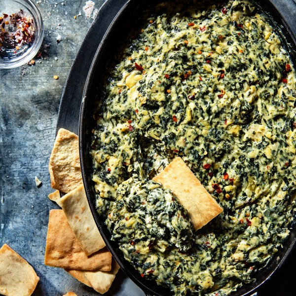 Spinach and Artichoke Dip Bakers Royale copy 600x600