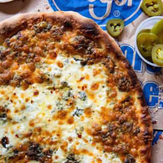 Gourmet Garden Spinach and Artichoke Dip Prep _ Bakers Royale