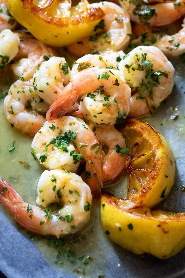 Citrus Shrimp via Bakers Royale