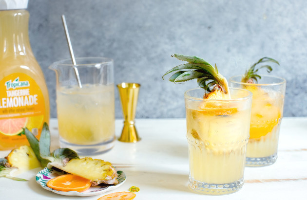 Tropical Citrus Collins | Bakers Royale