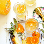 Tropical Citrus Collins via BakersRoyale