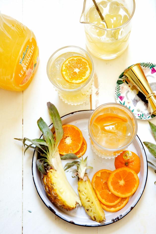 Tropical Citrus Collins