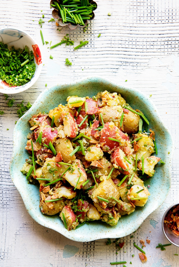 Salt Lick German Potato Salad Recipe