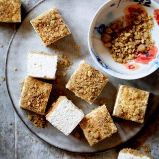 Apple Pie Marshamllows | Bakers Royale
