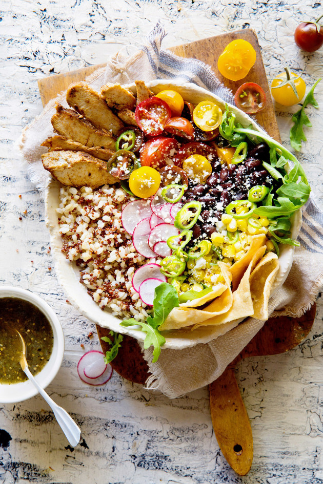 Healthy Taco Bowl | Bakers Royale copy