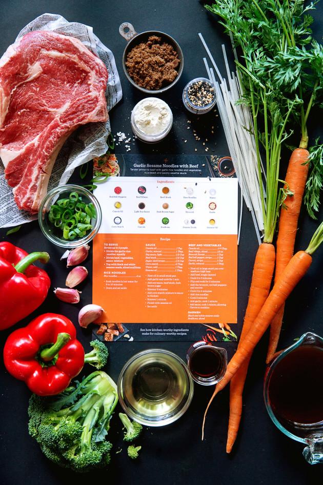 Garlic Sesame Noodles with Beef | Ingredients | Bakers Royale.jpg