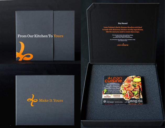 Lean Cuisine Gift Box