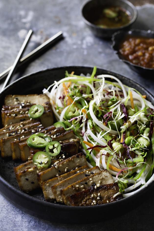 Terriyaki Tofu Bowl | Bakers Royale