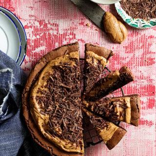 Speculoos Brownie Cake | Bakers Royale