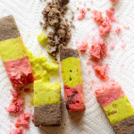 Spumoni Cookie Bars via Bakers Royale
