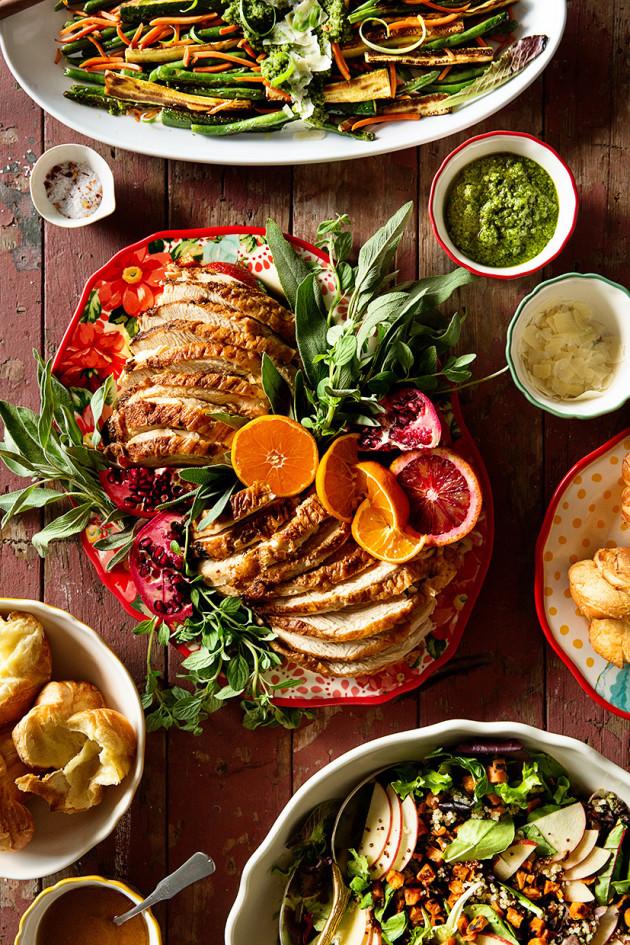 A Fresh Take on Thanksgiving
