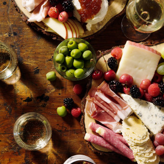 Cheese and Wine | Bakers Royale