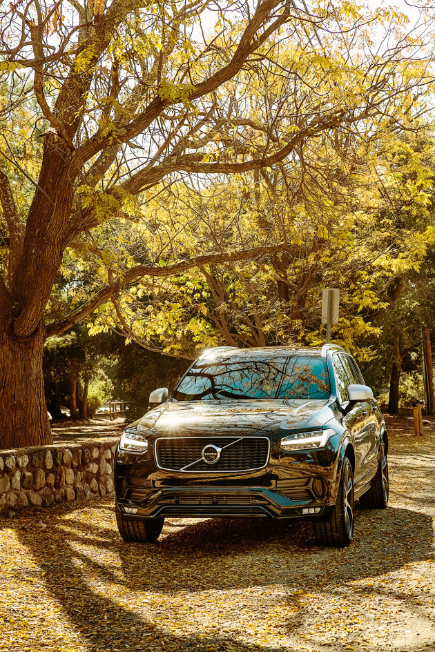 Volvo XC90 _ Bakers Royale