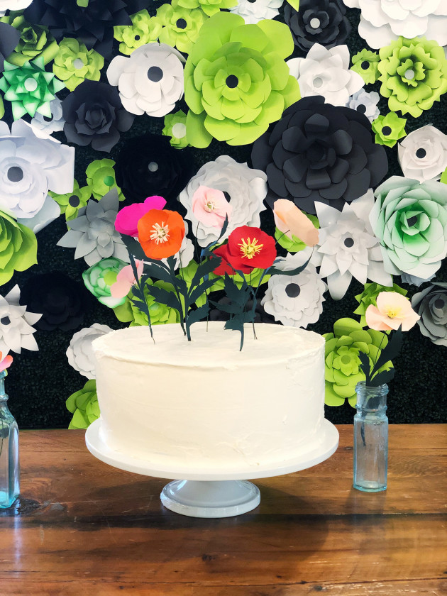 JOANN | Icelandic Paper Poppies Station NYC Event 2018