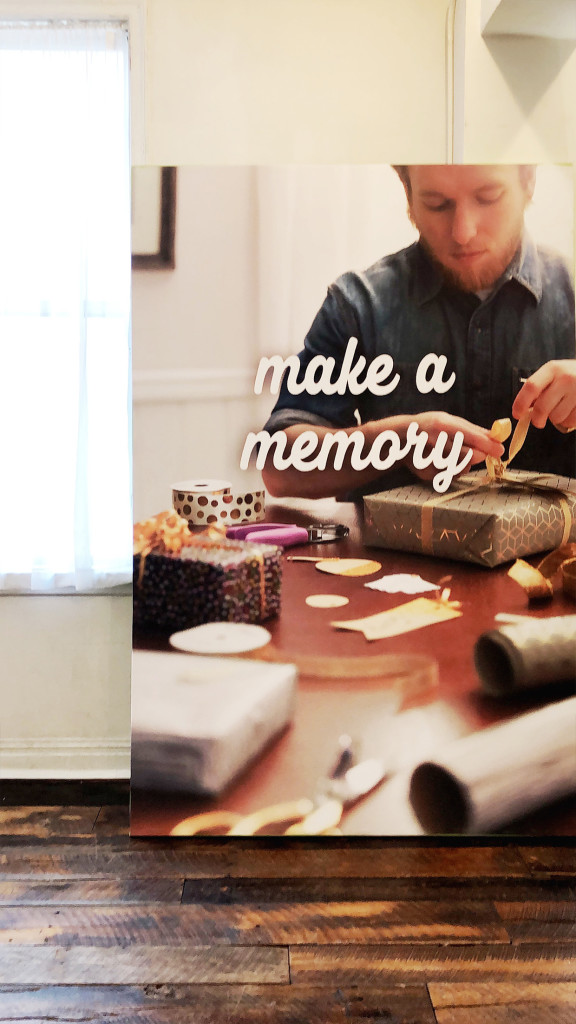 JOANN | Make a memory