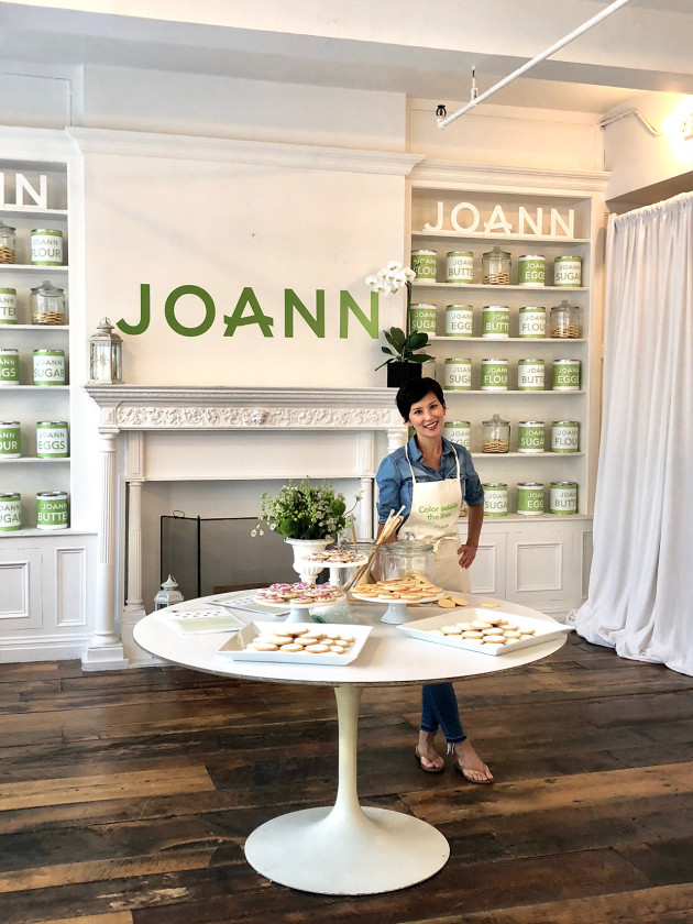 JOANN NYC Event 2018