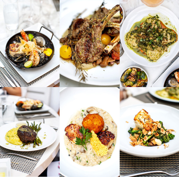 Fig and Olive | Newport Beach | Entrees |Naomi Robinson