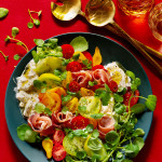 Tomato and Burrata Salad || Bakers Royale
