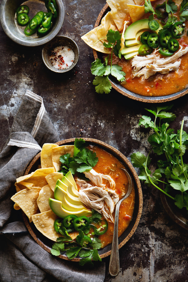 Chicken Tortilla Soup | Bakers Royale