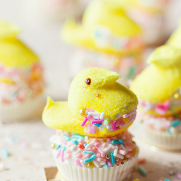 Easter Candy Cupcakes Bakers Royale 600x600