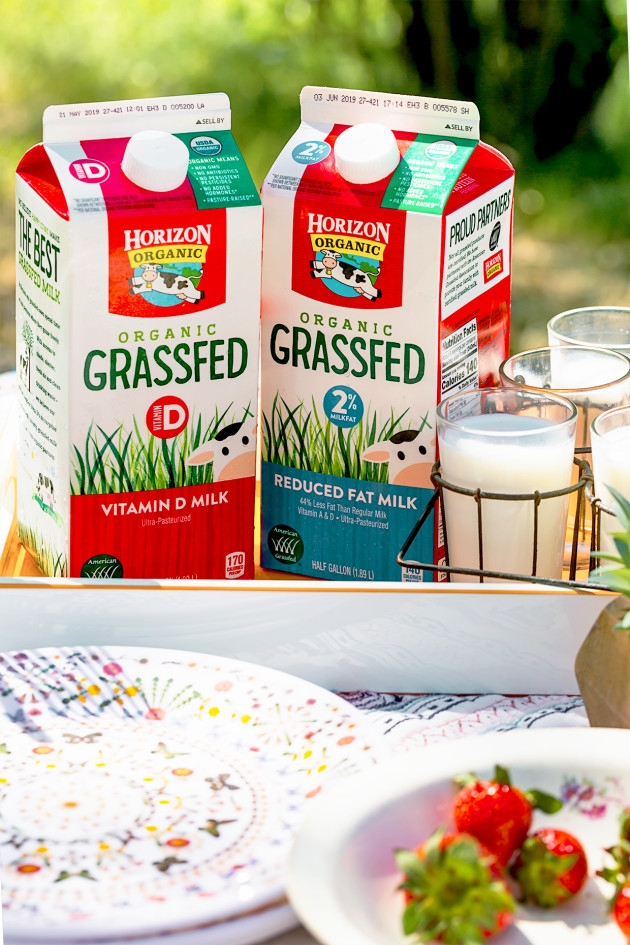 Horizon Grass Fed Milk | Naomi Robinson
