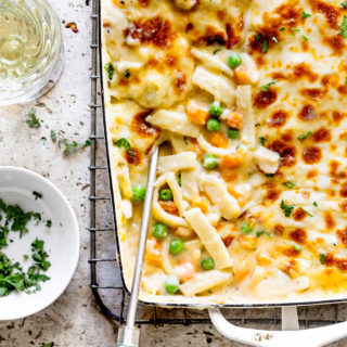 Chicken Noodle Casserole | Bakers Royale