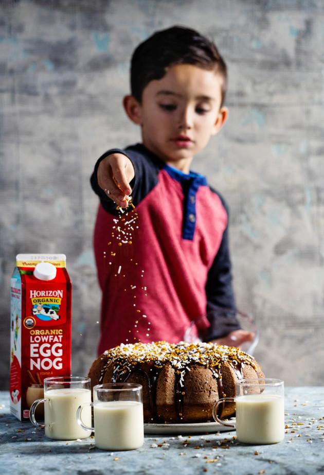 Sprinkles on cake | Bakers Royale