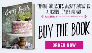 Bakers Royale Book preorder