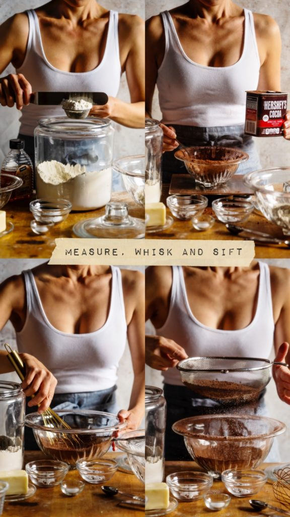 How to make Double Chocolate Chunk Cookies via Bakers Royale